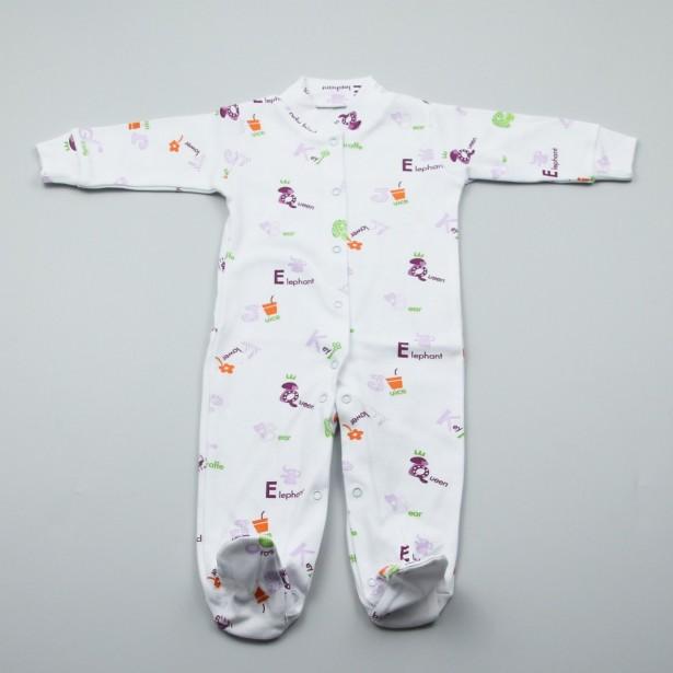 Haine bebelusi - salopeta cu botosi