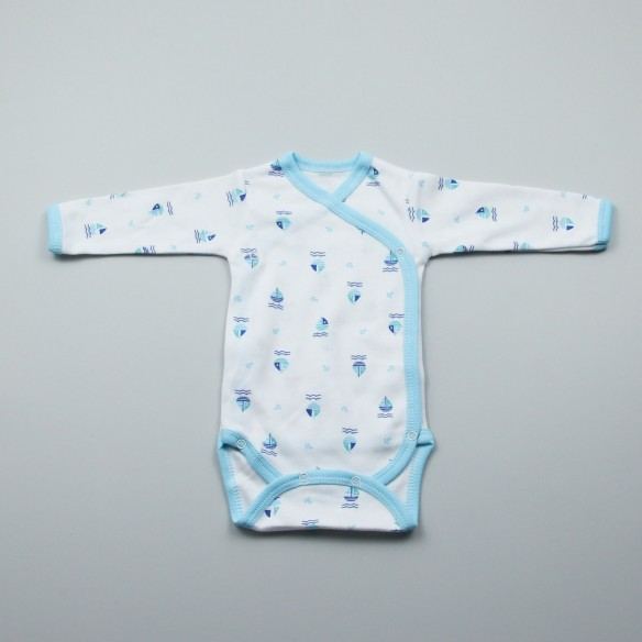 Hainute Rombaby - body 6 capse