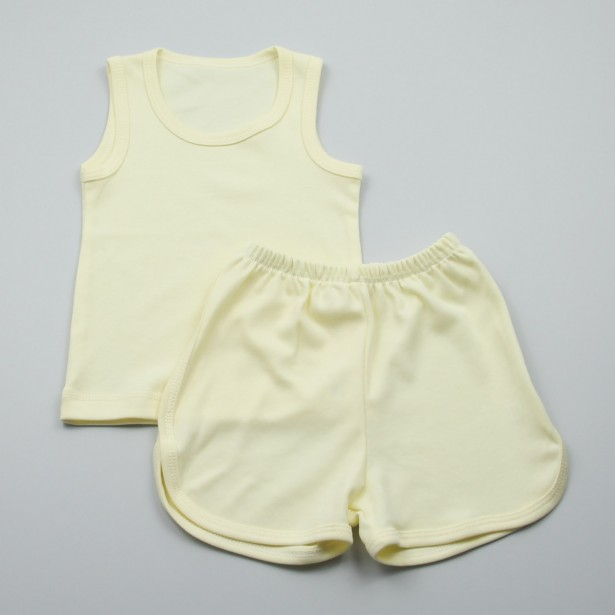 Compleu pentru copii - pantaloni scurti si maieu