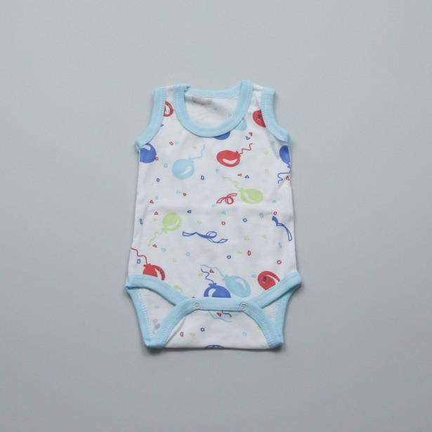 Body tip maieu din bumbac pentru bebelusi