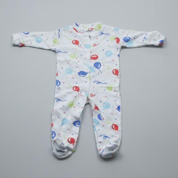 Haine bebelusi - salopeta cu botosei